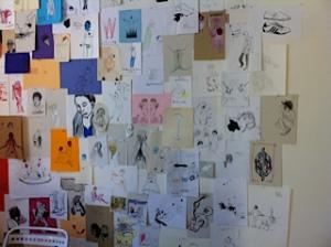 Expo d'art à l'Europride