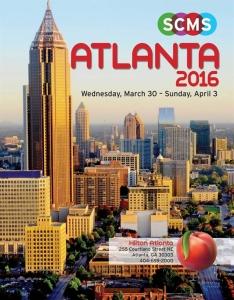 2016 Bill SCMS Atlanta poster